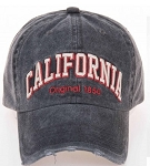 Distressed California Cap
